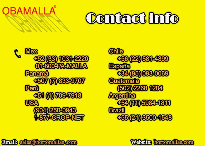 send us an email at sales@hortomallas.com